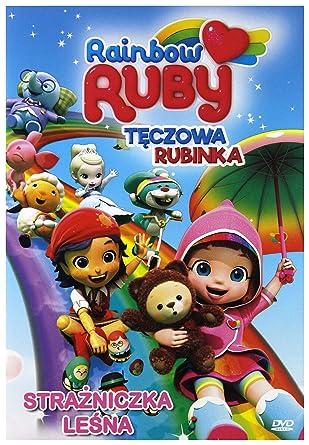 Rainbow Valise de Ruby avec Accessoires inclus-40 cm Rose 89059 Silverlit
