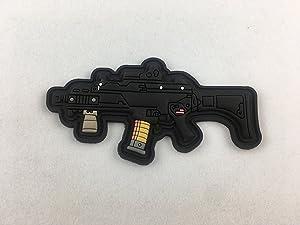 HK G36 Rifle PVC Morale Patch