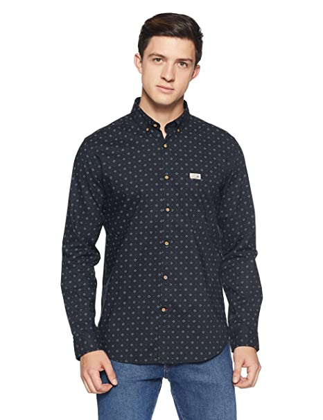 97884779 US Polo Association Men's Solid Regular Fit Casual Shirt: Amazon.in:  Clothing & Accessories