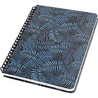 Sigel Spiral anteckningsbok basic Jolie, prickad, hårt fodral, 120 sidor 120 pages mystic jungle