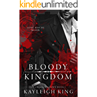 Bloody Kingdom: A Paranormal Romance (The Crimson Crown Book 1)
