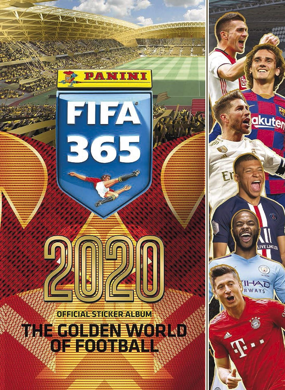 Panini FIFA 365 2019-20 Album 2530-009