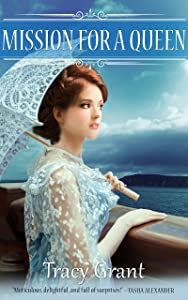 Mission for a Queen (A Malcolm & Suzanne Rannoch Historical Mystery Book 12)