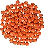M&M's Orange Milk Chocolate Candy (1 Pound Bag)