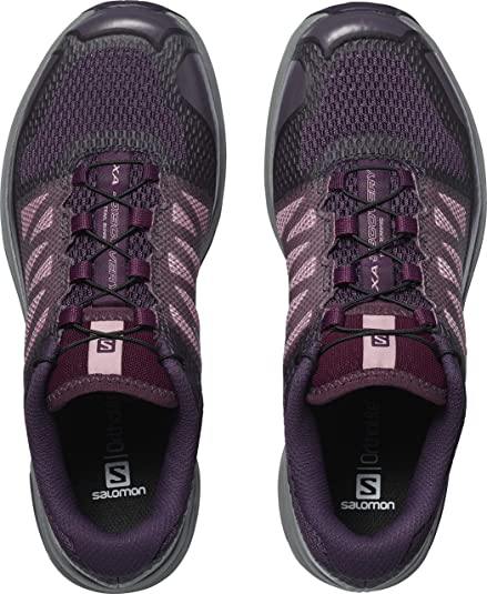 Salomon Damen XA Discovery Trailrunning-Schuhe Wasserdicht