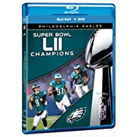 NFL Super Bowl LII Champions: The Philadelphia Eagles Blu-ray Deals