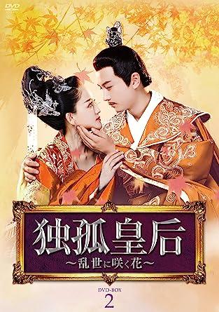 [DVD]独孤皇后 ~乱世に咲く花~ DVD-BOX 2
