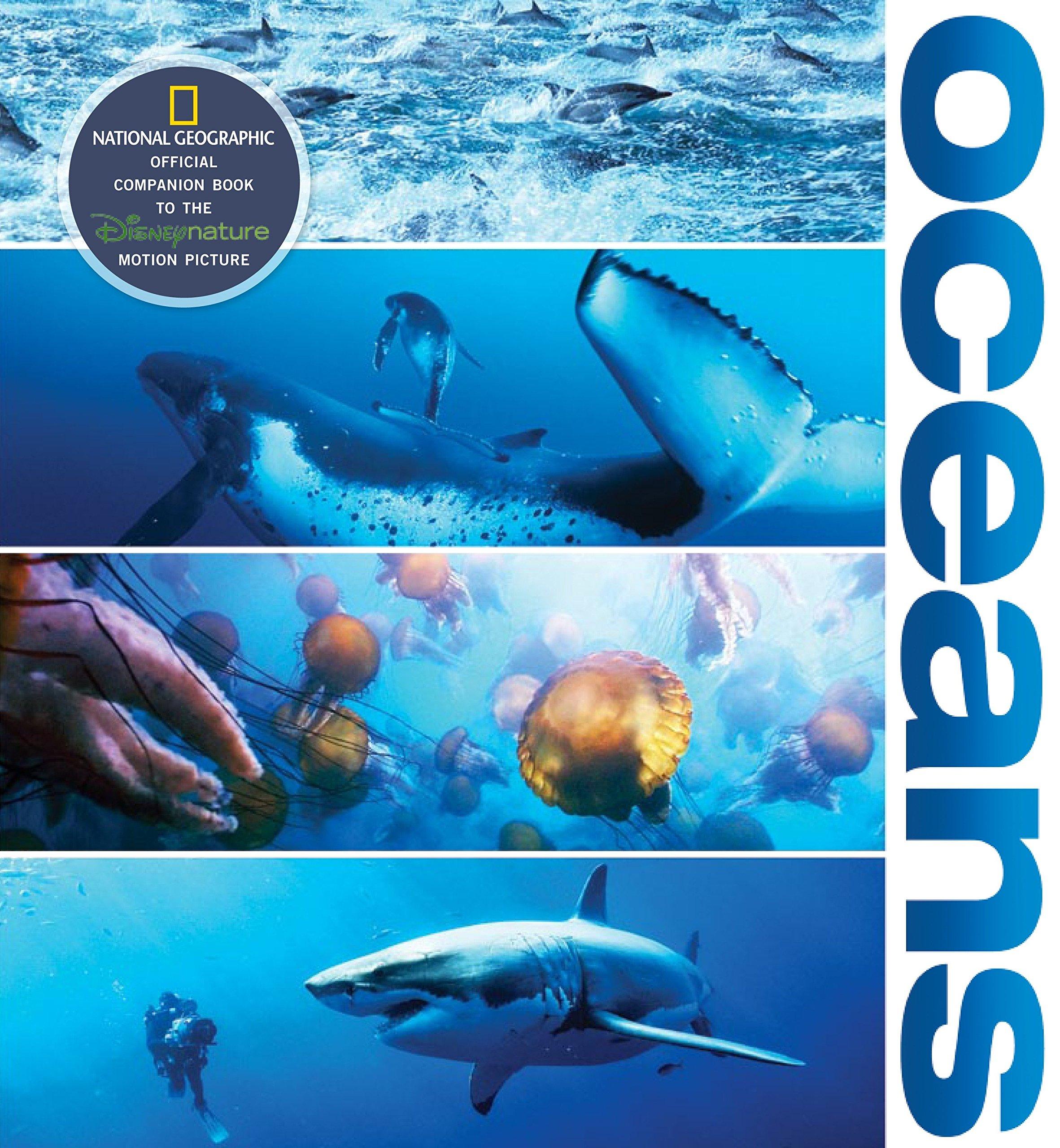 Oceans: Official Companion to the Disney Feature Film pdf epub