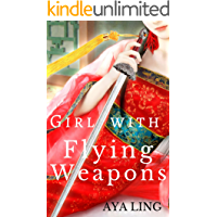Girl with Flying Weapons (English Edition)