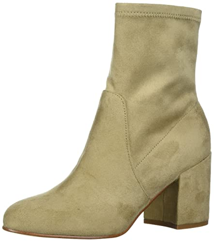 de761ff3c4a6 Marc Fisher Women s ILEESIA Fashion Boot Camel 6 Medium US