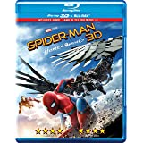 Spider-Man: Homecoming (Blu-ray 3D & Blu-ray) (2-Disc)