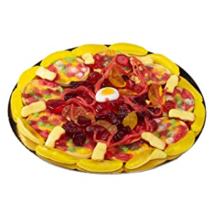 Raindrops Candy Pizza, 15.34 OZ (435g)