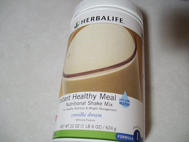 Formula 1 Instant Healthy Meal Nutritional Shake Mix VANILLA DREAM 22 oz  (624g)