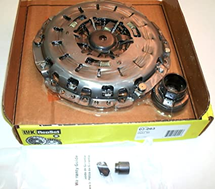 Amazon.com: OEM BMW (E60 E81 E85 E90) CLUTCH KIT (128 323 328 525 528 Z4) - LUK 03-063 21217523621: Automotive