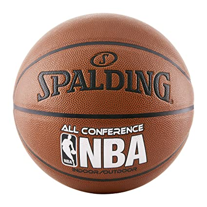 Spalding 2016 All Conference - Balón de Baloncesto, Color Brown ...