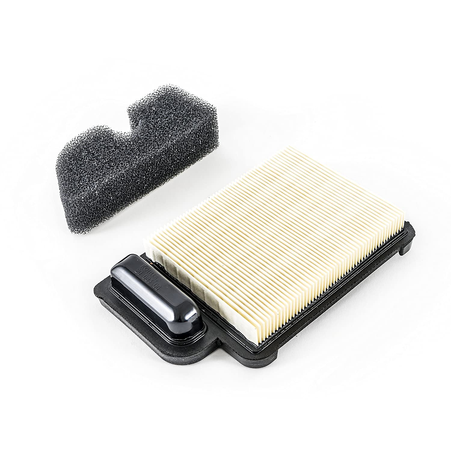 Air Filter for Kohler Courage Single-Cylinder 4-cycle Engines 2088302S1C