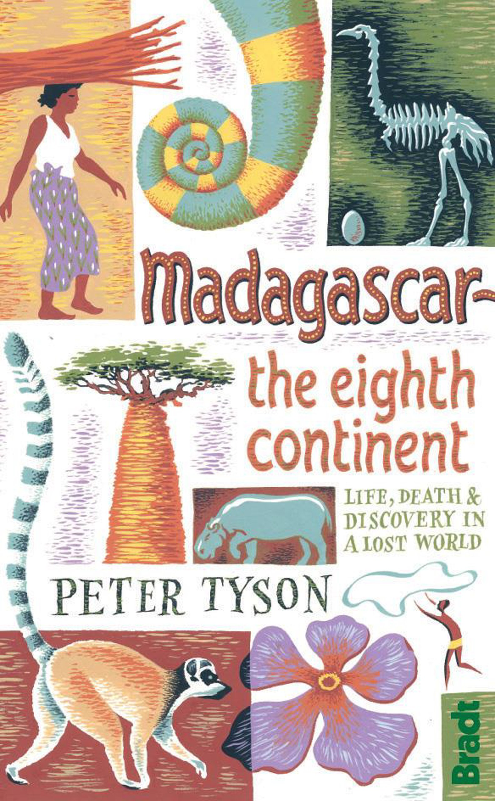 Madagascar: The Eighth Continent: Life, Death and Discovery in a Lost World (Bradt Travel Guides)