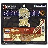 エコギア(Ecogear) ワーム 熟成アクア ミルフル 3.3インチ