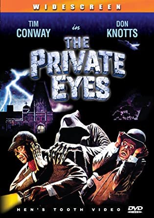 private eyes don knotts streaming