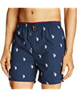 U.S. Polo Assn. Men's Cotton Boxers