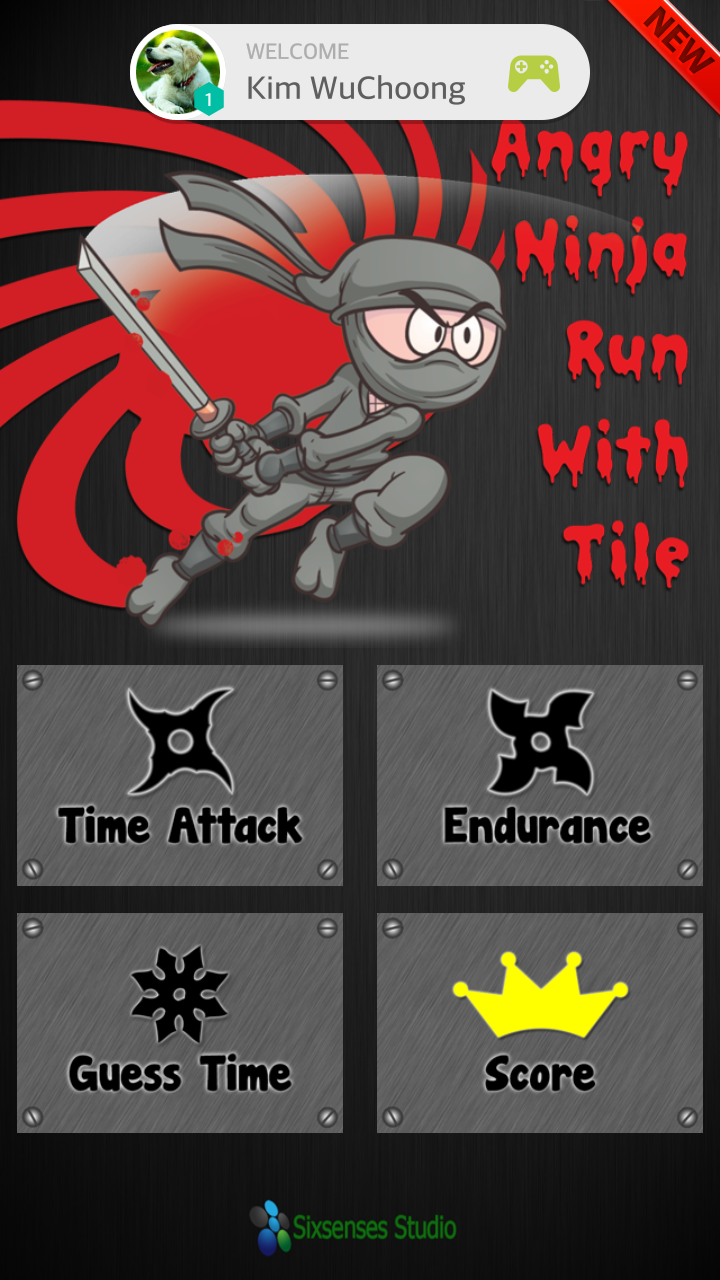 Amazon.com: Angry Ninja Run On Tiles: Appstore for Android