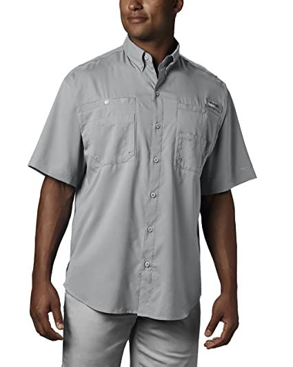 d52093c6a Amazon.com: Columbia Men's Tamiami II Short Sleeve Shirt (Big): Clothing