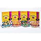 Beyond Better Cheese Alternative 4-variety pack Bundle (One of Each Flavor)