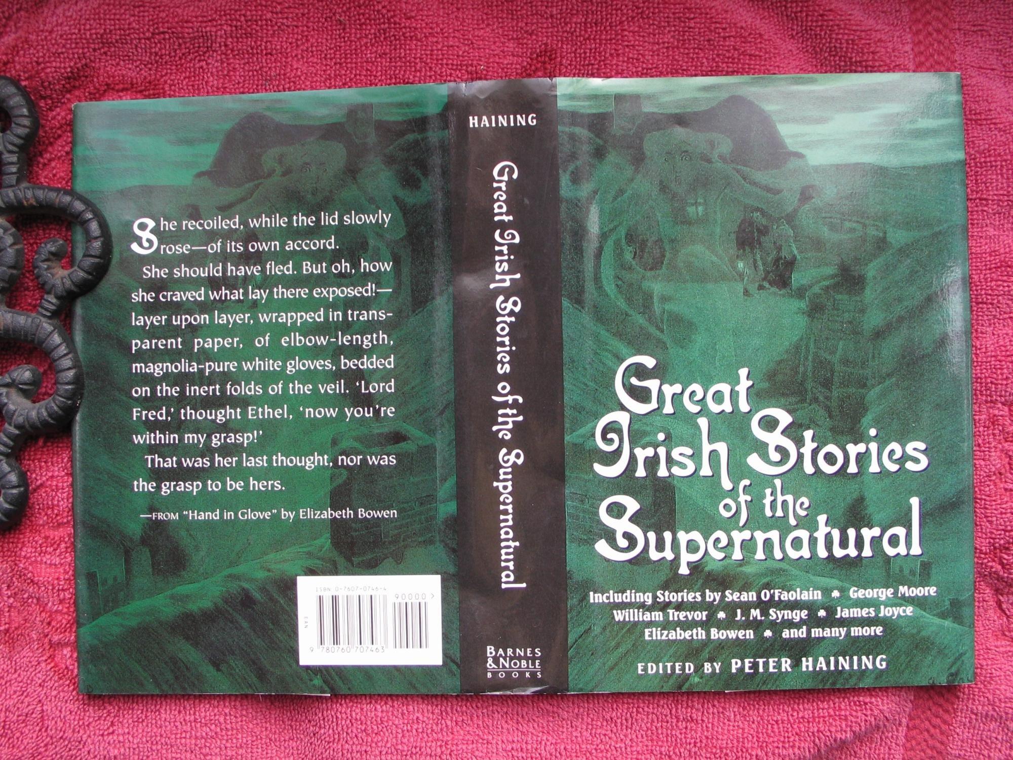 Great Irish Stories of the Supernatural: Amazon co uk: Peter