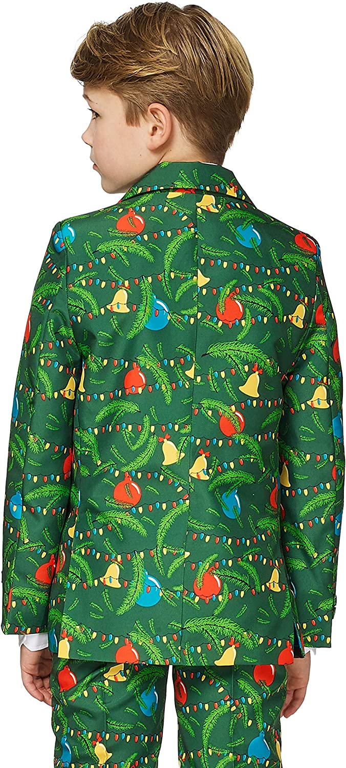 Jacket Pants /& Tie Suitmeister Christmas Suits for Boys in Various Styles