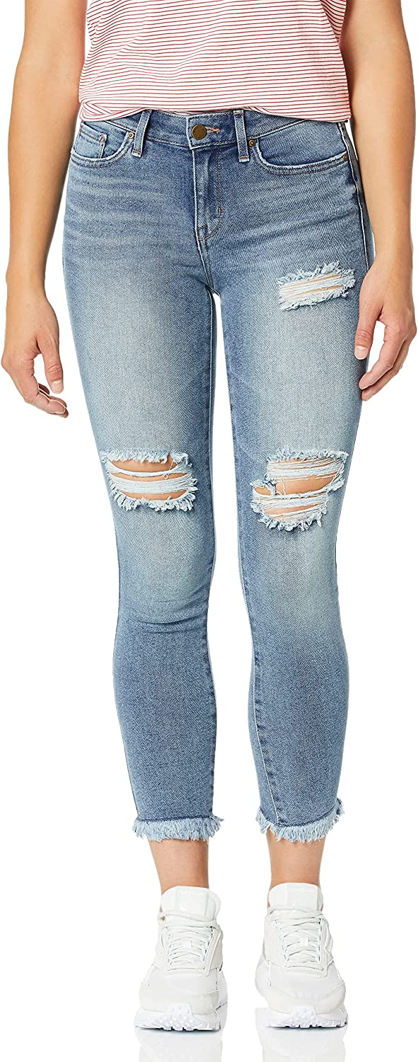 Our shop most popular trend rank William Rast Women's Perfect Jean Ankle Skinny