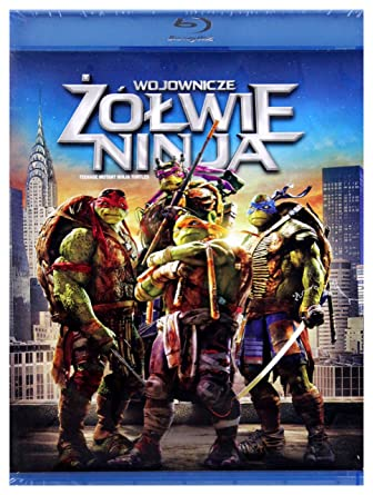 Ninja Turtles Blu-Ray Region B IMPORT No hay versión ...