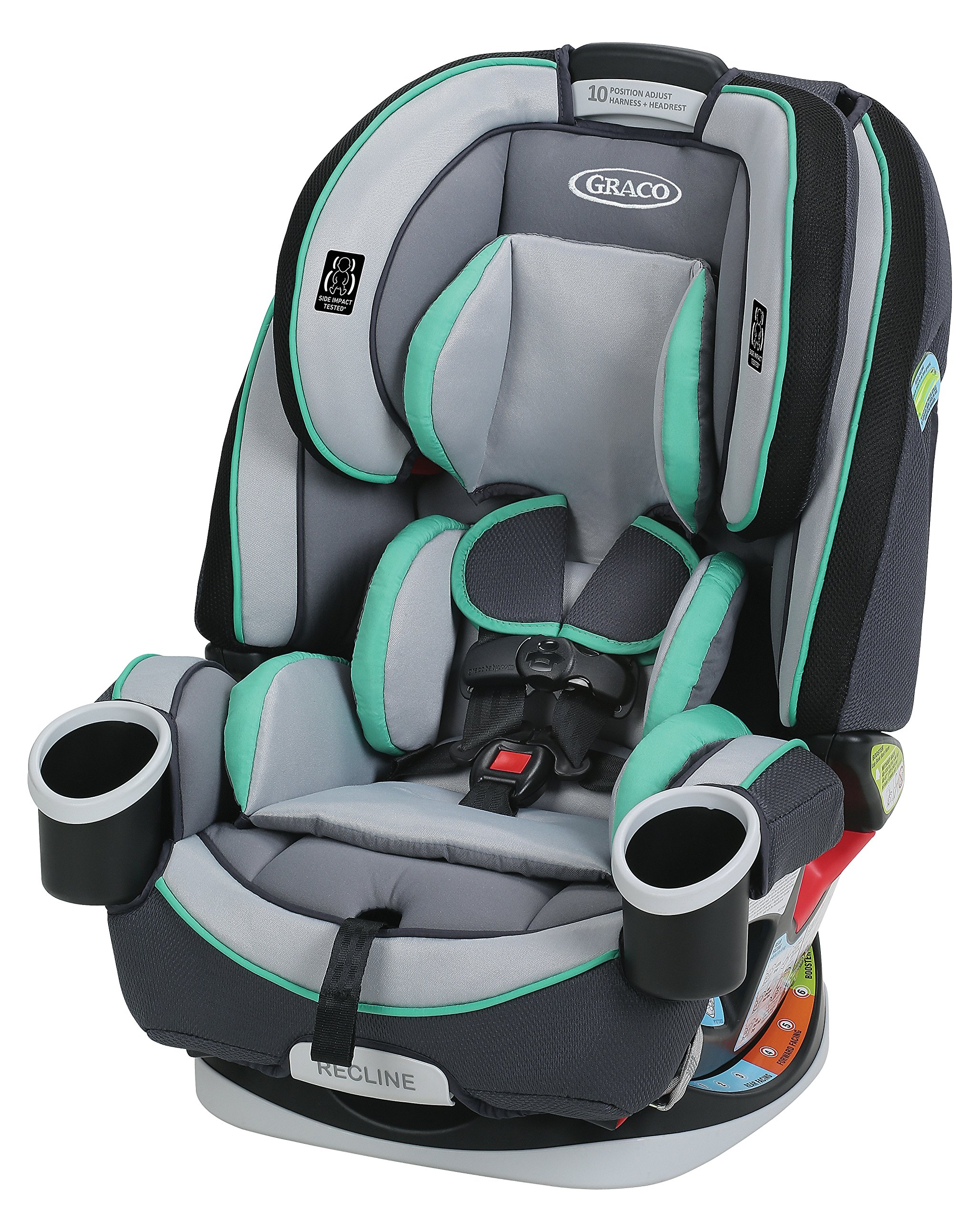 Graco 4ever 4 In 1 Convertible Car Seat Basin