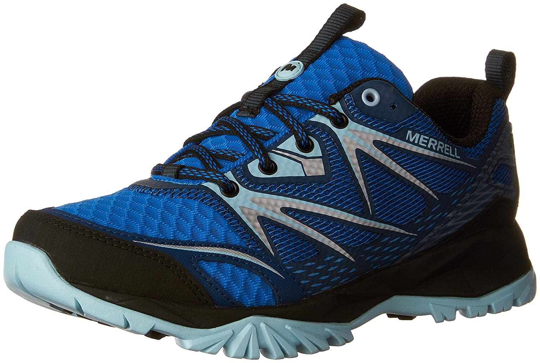 Merrell Women's Capra Bolt Air Hiking Boot B01HFTWAZG 9 B(M) US|Mykonos