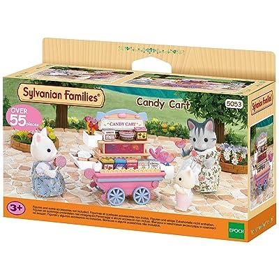 Sylvanian Families Candy Cart: Toys & Games