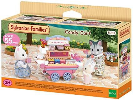 Not Played With Displayed Only. Sylvanian Families Sweet Store