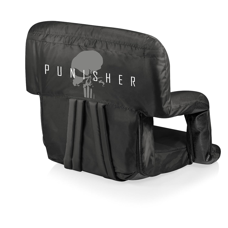 ONIVA - a Picnic Time brand Marvel Punisher Ventura Stadionsitz, tragbar