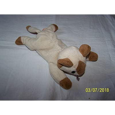 TY Beanie Baby - SNIP the Cat: Toys & Games