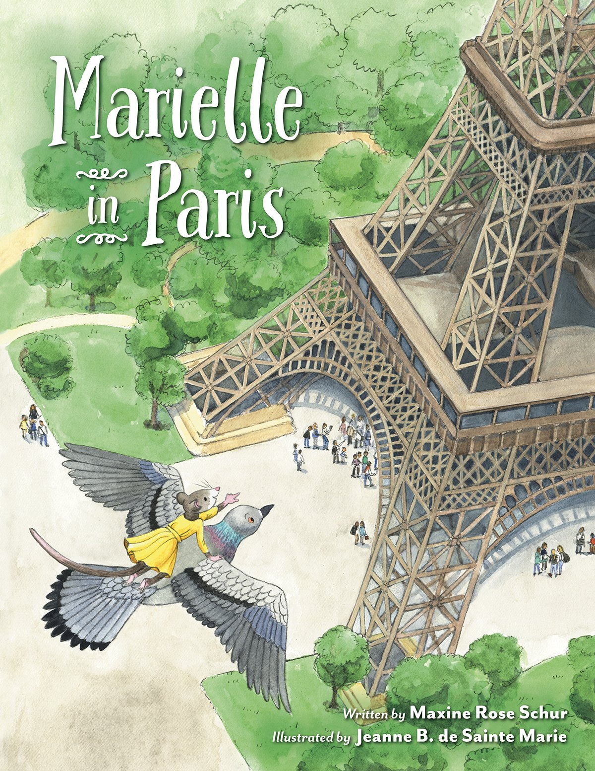 Marielle in Paris: Maxine Rose Schur, Jeanne B De Sainte ...