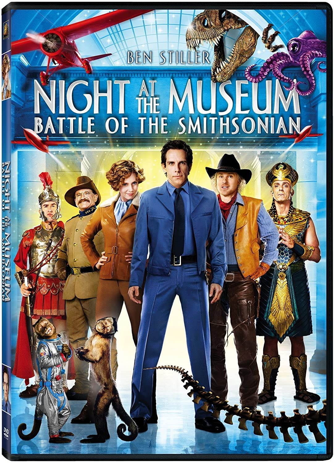 Amazon.com: Night at the Museum: Battle of the Smithsonian (Single ...