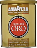 Lavazza Qualita Oro Espresso Ground Coffee, 8.8 oz