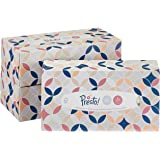 Amazon Brand - Presto! 3-Ply Facial Tissues, 12 Pack (12 x 90 Tissues)
