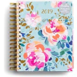 DaySpring 2019 Agenda Planner - Beautiful Floral - 18-Month