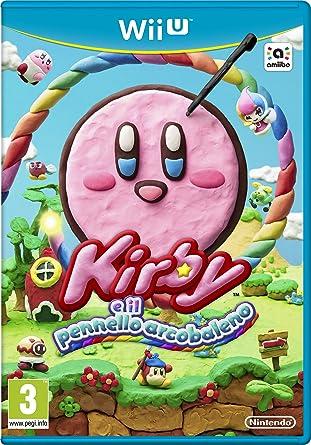 Kirby E Il Pennello Arcobaleno: Amazon.es: Videojuegos