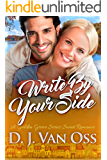 Write By Your Side: A Golden Grove Series Small Town Sweet Romance (Book Two)