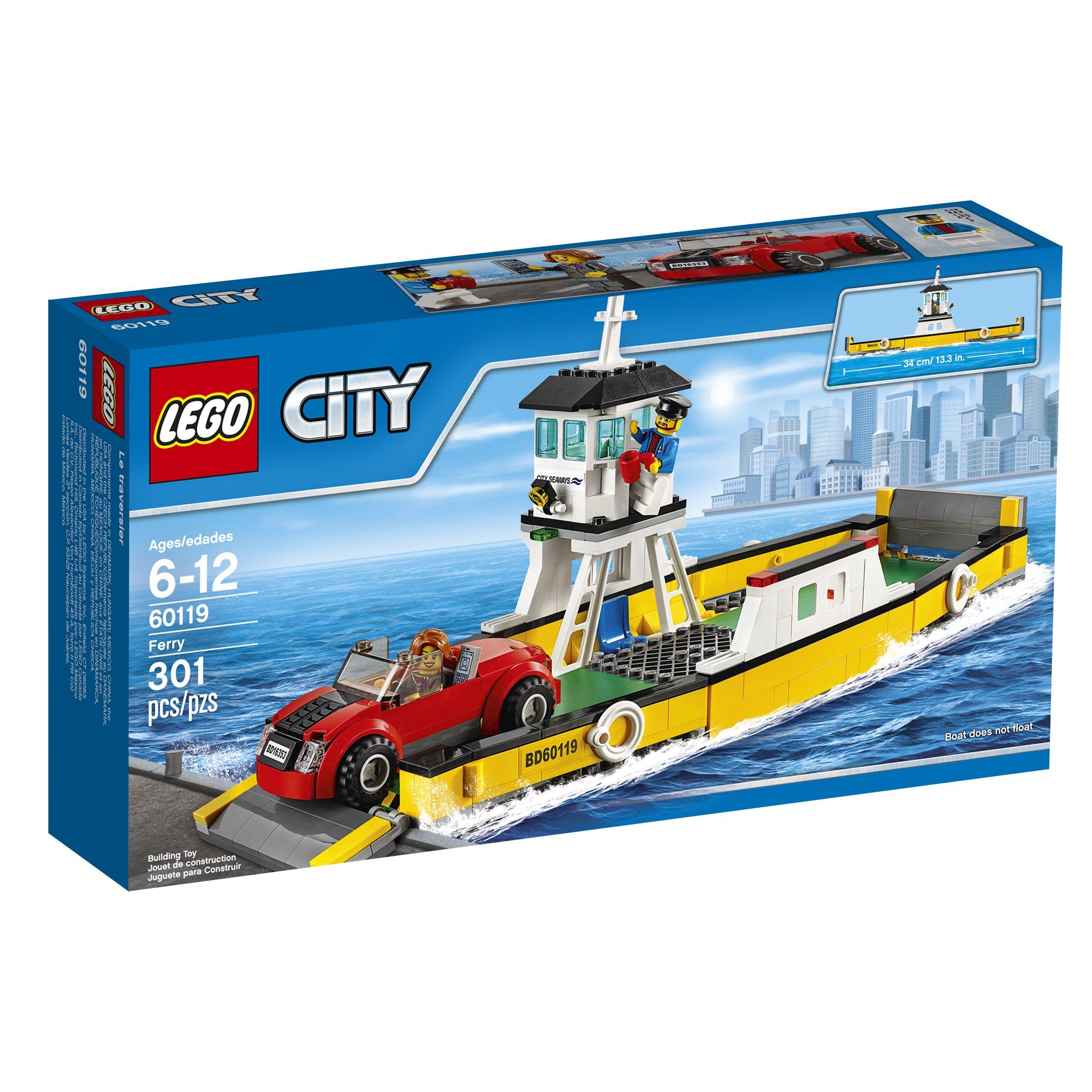 Lego City Ferry 60119 18