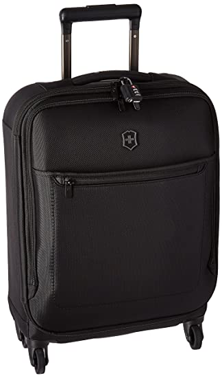 Victorinox Avolve 30 Global Expandable Carry On Spinner Black