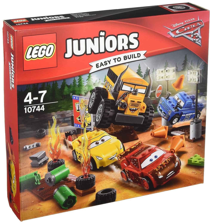 LEGO Juniors Carrera Crazy Thunder Hollow