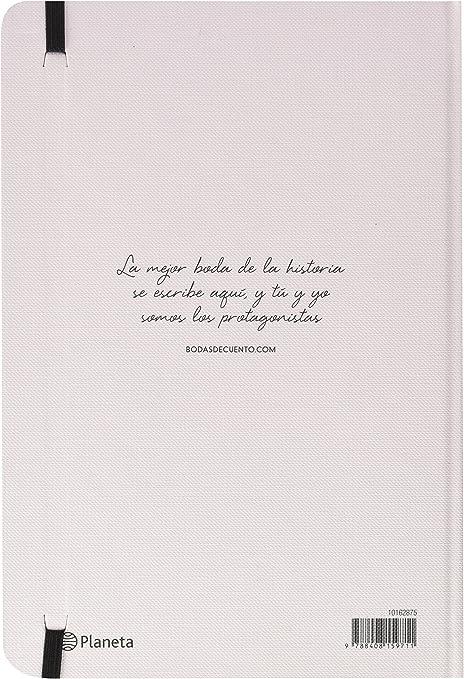 La agenda de nuestra boda: Un libro de: Bodas de cuento. Styling and Design (No Ficción): Bodas de Cuento: Amazon.es: Oficina y papelería