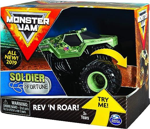 Monster Jam 6053253 Original Monster Jam Soldier of