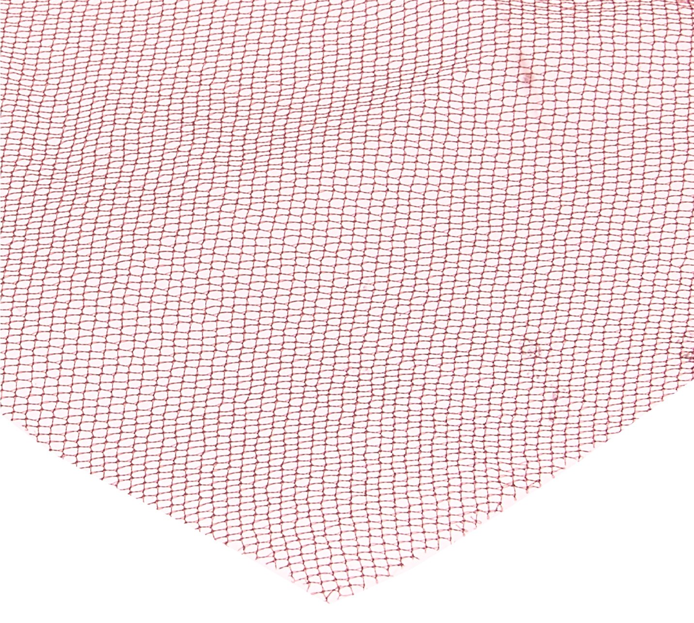Expo International 54-Inch Classic Nylon Tulle Fabric, 25-Yard Bolt, Red by Expo International Inc.   B0080L7BSK